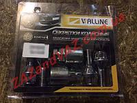 Секретки болты колесные ВАЗ 2101-2107 Walline хром под титановые диски 372120 H2