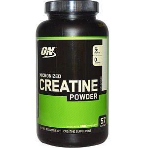 Креатин Optimum Nutrition Creatine 300 g