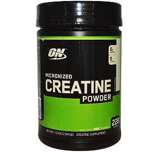 Креатин Optimum Nutrition Creatine 1,2 kg