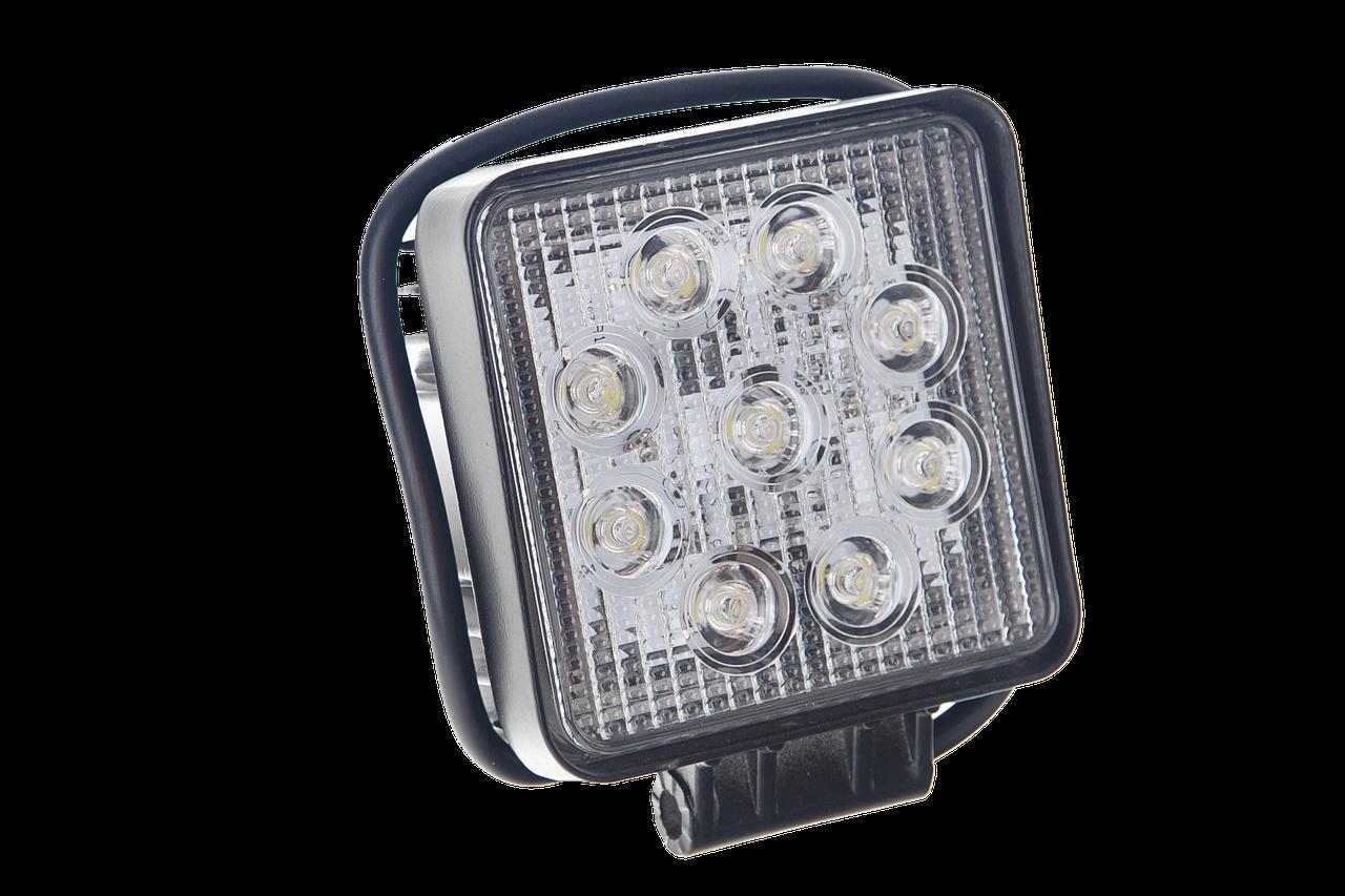 LED фара дополнительного света Allpin 27 Вт