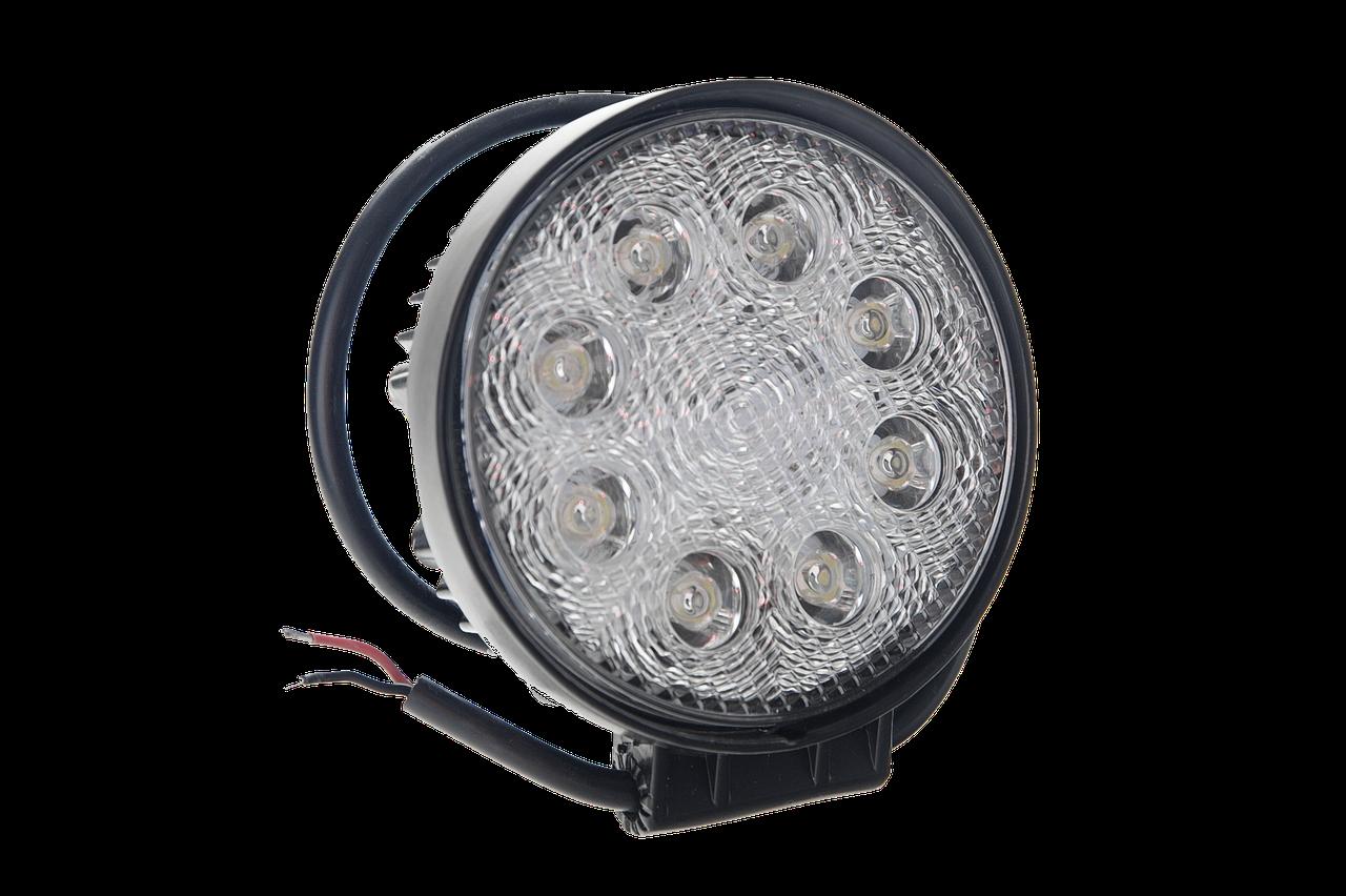 LED фара дополнительного света Allpin 24 Вт Spot
