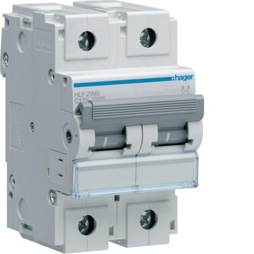 Автоматические выключатели 10kА-C, номинал 80-125