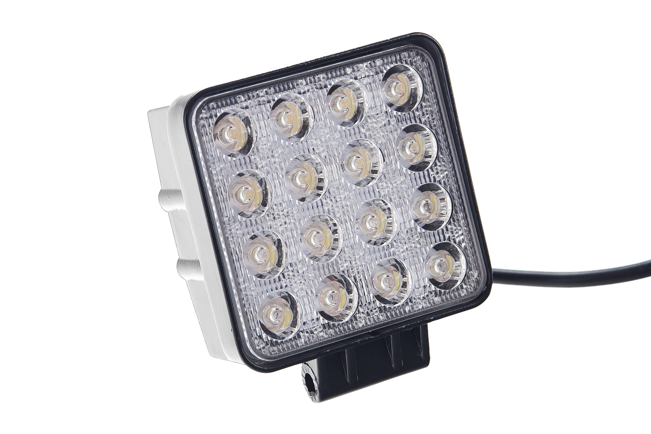 LED фара дополнительного света Allpin 48 Вт
