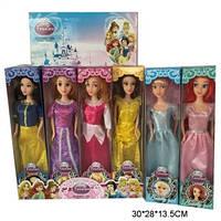Кукла 29см 8819 сказочная принцесса 6в.12шт.в кор.30*13,5*28 ш.к./20/240/(8819)