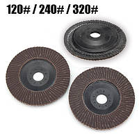 Шлифовальный круг шлифовального круга 100 мм шлифовальный круг шлифовальный круг шлифовальный круг 120/240/320 1TopShop