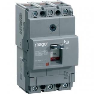 КОРПУСНЫЕ автоматические выключатели на ток от 16А до 1600А