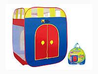 """Палатка PLAY SMART 3000 """"Волшебный домик"""" в сумке 92*92*105 ш.к./24/(3000)"""