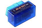 Диагностический OBD2 Bluetooth сканер ELM327 mini