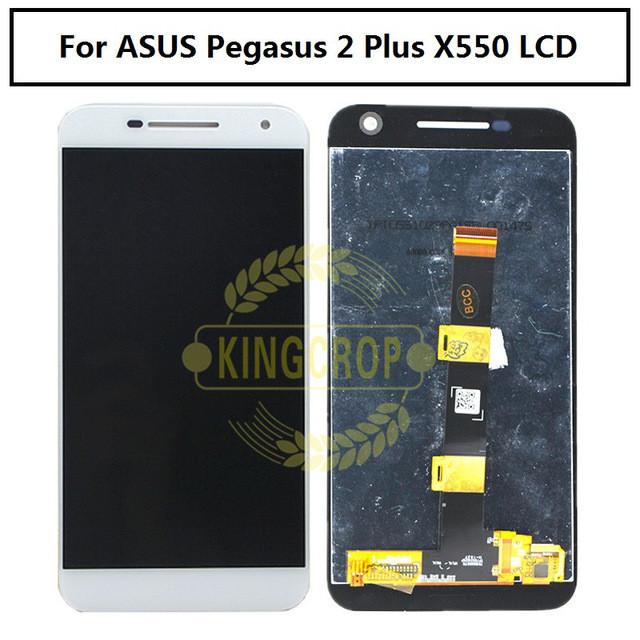 Дисплейный модуль для мобильного телефона Asus Pegasus 2 Plus X550 (T550KLC) белый