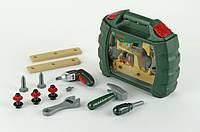 Набор инструментов Bosch в кейсе Тигрес //(8384)