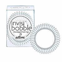 Резинка для волос Invisibobble Slim Crystal Clear
