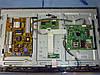 Платы от LED TV LG 32LV2500-ZA.BDRDLJU поблочно, в комплекте (разбита матрица).