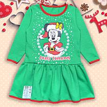 Новогоднее платье Минни ( 80, 92 см)