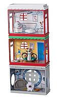 Набор Апартаменты с животными из мультфильма Тайная жизнь домашних животных. Secret Life of Pets Apartment