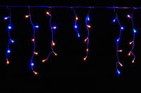 Гирлянда дождик 3м*0,5м патриотическая, двух цвет диод ( гирлянда Украина )