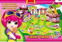 """Книга детская.""""Книжка-игрушка. Candy Land"""" (укр)"""