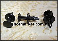 Нажимное универсальное крепление планки лобового стекла Opel. ОЕМ: W713610S300, C11589289