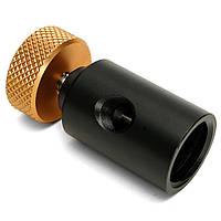 G1 / 2-14 Алюминиевый CO2 ASA Вкл. / Выкл. Адаптер для бака соды