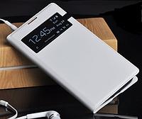 Чехол для Samsung Galaxy S4 i9500 S-View белый