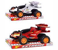 Машинка 189-40 (48шт) инер-я, гонка, 2 цвета, в слюде, 24-15-12см