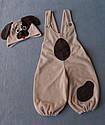 Детский карнавальный костюм Собачка, фото 6