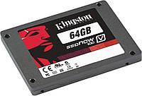 """SSD Kingston V100 MLC 64GB 2.5"""" SATAII"""