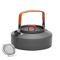 Fire Maple 0.8L Camping Picnic Чайник Кофейный чайник с термозащитной ручкой Чайный фильтр FMC-T3