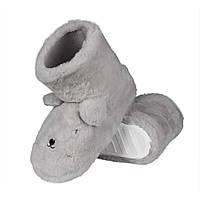Тапочки домашние женские тапки сапожки SOXO год собаки