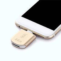 [С сертифицированным MFI KAWAU AU-606 64GB U Disk Fingerprint Encryption USB 3.0 для планшетных компьютеров для ноутбуков