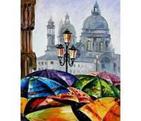 Яскраві парасольки 40х50см