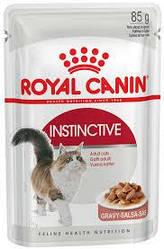 Royal Canin (Роял Канін) INSTINCTIVE GRAVY вологий корм для кішок старше 1 року, 85 г