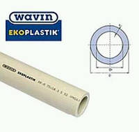 Труба d 20мм PN20 (S3.2/SDR 6) ekoplastik