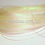 Декоративный шнур, 0,5мм, белый перламутровый, 5 м, фото 2