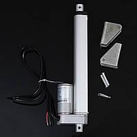 Алюминиевый 8-дюймовый 200-миллиметровый 12V 1000N 225LB 12mm/s Миниатюрный DC Электрический Линейный Мотор Привода