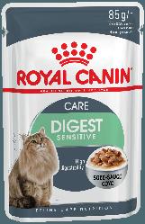 Royal Canin (Роял Канін) DIGEST SENSITIVE вологий корм для кішок з чутливим травленням, 85 г