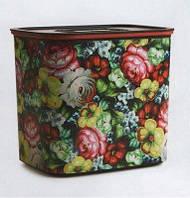 Купить контейнер емкость судок акваконтроль Цветочный Узор 2.1 л  Ємність квітковий візерунокTupperware