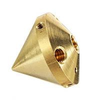 3-в-1-из 0,4 мм медных сопел поддержки 1,75 мм нить для 3D-принтера