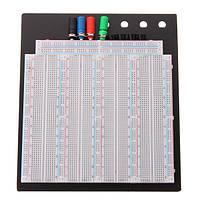 3200 Hole Solderless Test Макет с печатной плате для прототипа Arduino