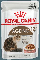 Royal Canin (Роял Канін) AGEING 12+ вологий корм в соусі для кішок старше 12 років, 85 г