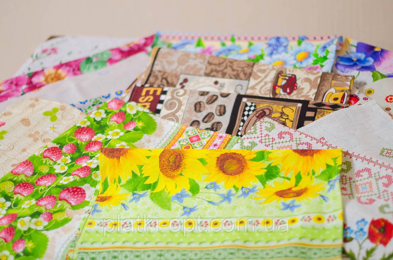 Полотенце льняное большое от 300 штук