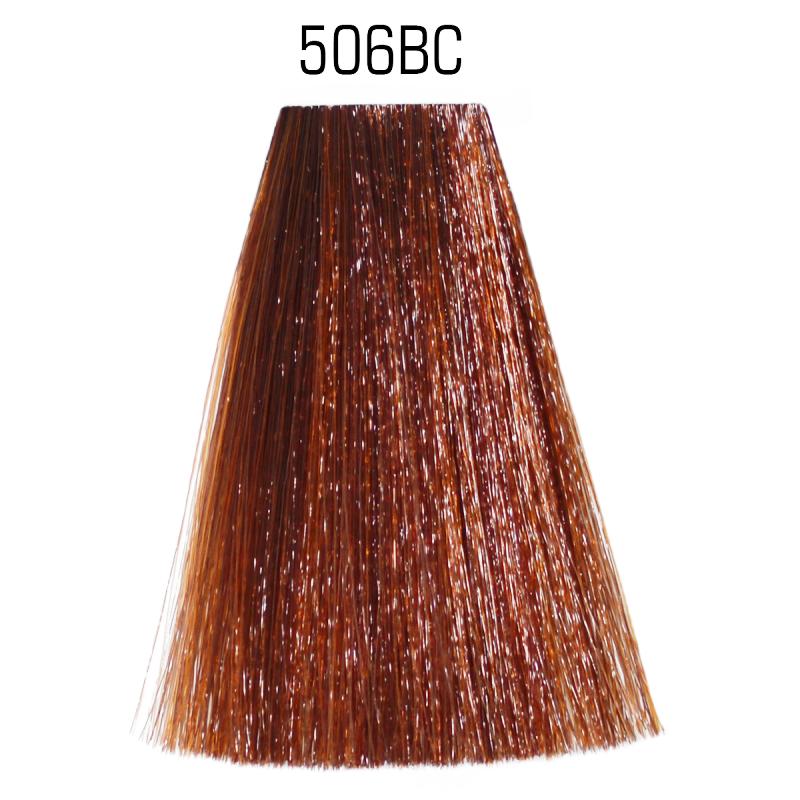 Купить 506Bc (темный блондин коричнево-медный) Стойкая крем-краска для седых волос Matrix Socolor Extra Coverage, 90ml, L'Oreal