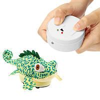 RC пульт дистанционного управления животных Плюшевые хамелеон Pet электрические инфракрасный сенсор моделирования тонизирующий подарок