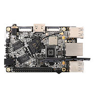 Оранжевый графический процессор Pi Win Plus A64 четырехъядерный 2 ГБ DDR3 SDRAM мини-ПК