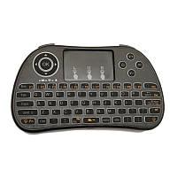 Беспроводная клавиатура с подсветкой 2.4GHz беспроводной сети I86 Air I86