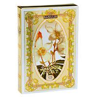 Чай зеленый Basilur Любовная история Том 3 картон 100г