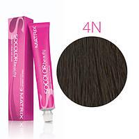 Matrix Socolor Beauty 4N шатен, стойкая крем-краска для волос 90 мл