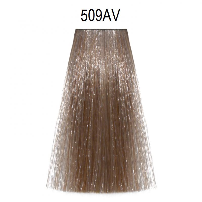 Купить 509AV (очень светлый блондин пепельно-перламутровый) Стойкая крем-краска для седых волос Matrix Extra Coverage, L'Oreal