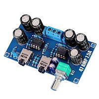 DIY Аудиосистема Powerheadphone Усилитель Плата Модуль Набор Стандарт Тип