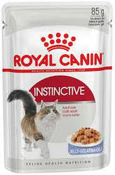 Royal Canin (Роял Канін) INSTINCTIVE IN JELLY вологий корм в желе для кішок старше 1 року, 85 г