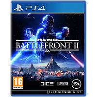 Диск Star Wars Battlefront II (русская версия)